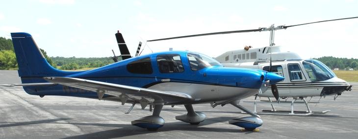 Cirrus & Jet Ranger